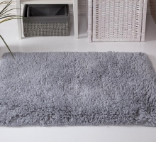 "Коврик для ванной ""MODALIN"" с бахромой BOLIV 50x80 см 1/1"