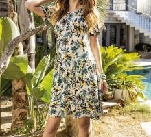Женское платье  (SUXE 4494)