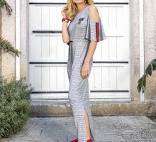 Женское платье  (SUXE 4560)
