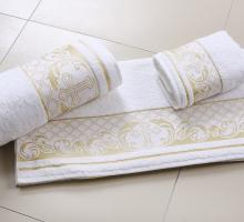 "Полотенце махровое ""KARNA"" для крещения SAINT (70x140) см 1/1"