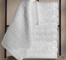 """Полотенце для рук махровые, гостиничные 550gsm """"GRAVEL"""" 30x30 см 1/10"""