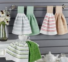 """Кухонные полотенца махровые """"KARNA"""" LIMBO 30x30 1/2"""