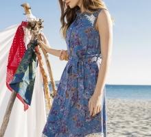 Женское платье  (SUXE 4521)