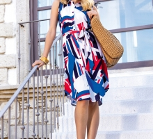 Женское платье  (SUXE 4569)